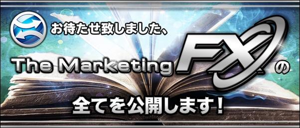 マーケティングFX内容